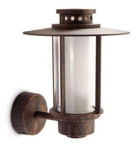 PHILIPS myGarden, Wandleuchte Origin mit 14W, inklusive Leuchtmittel, 1-flammig 153208616