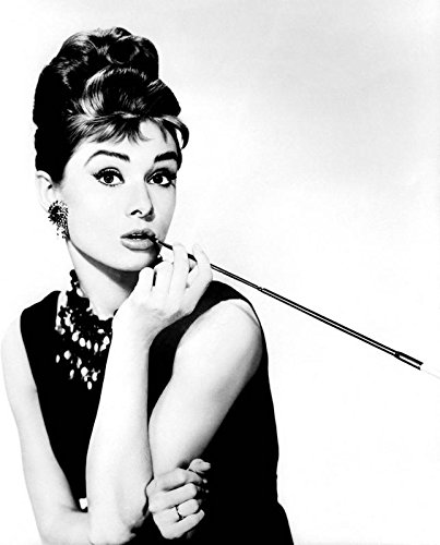 Wall Poster Audrey Hepburn (2) POSTER PRINT ON 13X19 INCHES  available at amazon for Rs.191