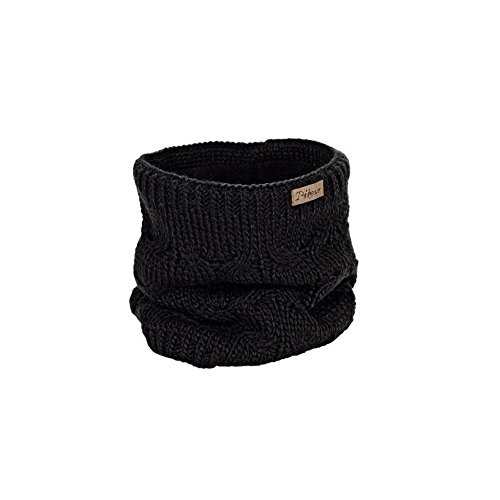 PIKEUR NECKWARMER, brown, one size