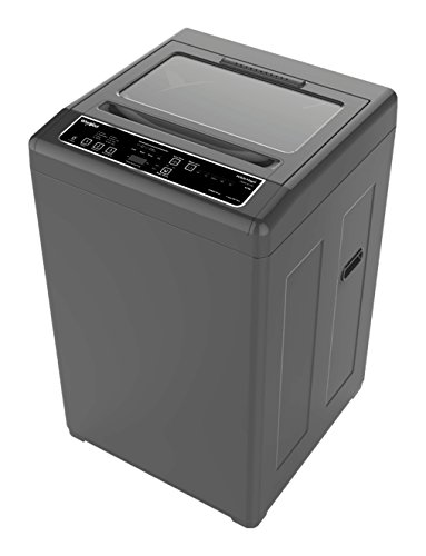 Whirlpool 6.5 kg Fully-Automatic Top Loading Washing Machine (Whitemagic Classic 652 SD, Grey)