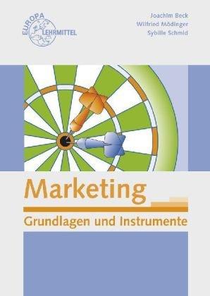 Europa Lehrmittel Verlag Marketing: Grundlagen und Instrumente