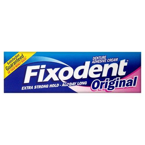 FIXODENT Original Zahn-Prothesen Haftcreme 2 x 40ml