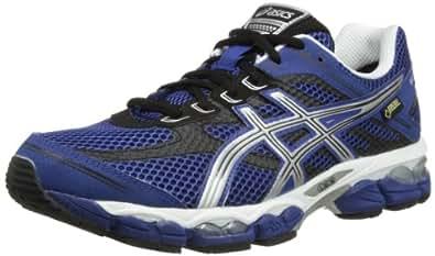 Asics T3C4N_h, Herren Laufschuhe, Blau - Blau/schwarz - Größe: 15 US