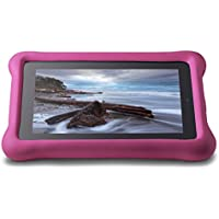 "Amazon Fire for Kids Kid-Proof Case (7"" Tablet, 5th Generation - 2015 release), Pink"