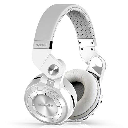 Bluedio T2s Cuffie Bluetooth On Ear con microfono Cuffie con microfono rotante senza fili 57mm Driver?