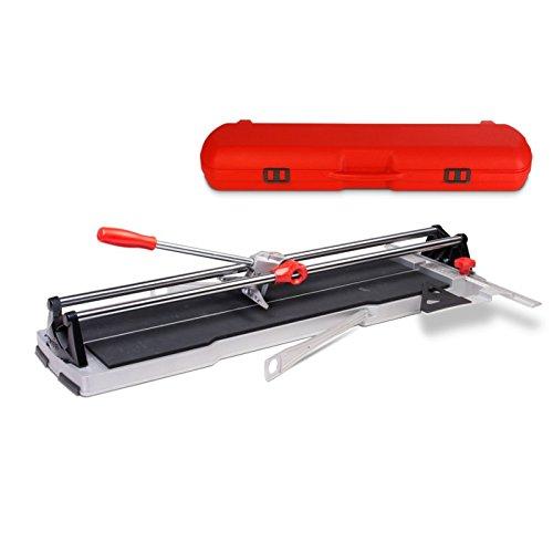 Rubi speed-92N Manuelle Fliesenschneider mit Koffer, grau