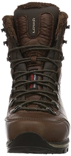 Lowa Yukon Ice Gtx, Scarpe da Escursionismo Donna Marrone (Braun)