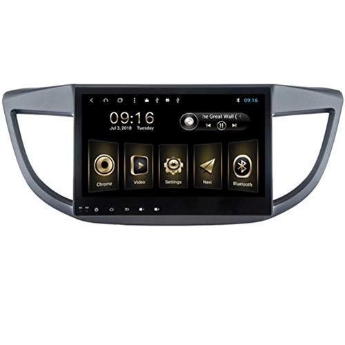 TOPNAVI 10.1Inch Indash Car Radio Honda CRV 2012 2013