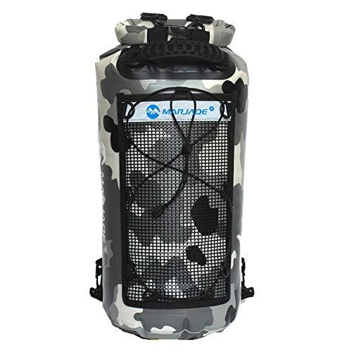 Allgreen Outdoor Sporttasche Rucksack, 25L 500D PVC Wasserdichte Taschen Trockenen Sack, Für Kanu Kajak Rafting Reise