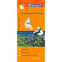 Champagne-Ardenne 1:200.000