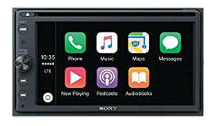 Sony XAV-AX100 16,3 cm (6,4'') Récepteur multimédia (avec Bluetooth, Apple CarPlay et Android Auto, GPS, Spotify, autoradio 2 DIN) (B074FQ9BP1) | Amazon price tracker / tracking, Amazon price history charts, Amazon price watches, Amazon price drop alerts