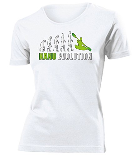 Kanu Evolution 5907 Damen T-Shirt (F-Grün) Gr. M