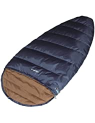 High Peak Ellipse Junior Sac de couchage sarcophage Bleu Foncé 170 x 78/45 cm