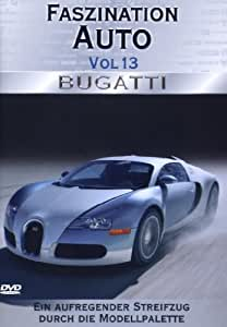 Great Cars-Bugatti [Import allemand]