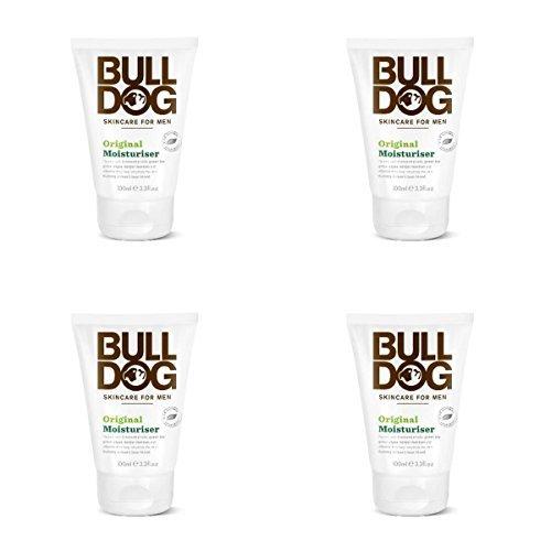 (4 PACK) – Bulldog Original Moisturiser   100ml   4 PACK – SUPER SAVER – SAVE MONEY