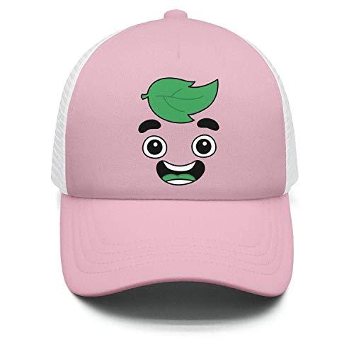 dfegyfr Kinder Guava Juice Falt Hut Hip Hop Baseballmütze Multicolor8