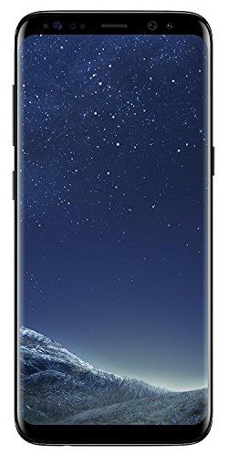 Samsung Galaxy S8g950fd (Midnight Black) 64GB Dual SIM Unlocked International Versión/No Warranty