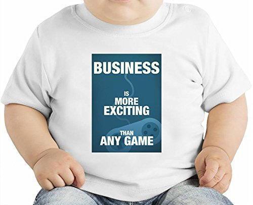 Exciting business Organisches Baby T-shirt 6-12 Months