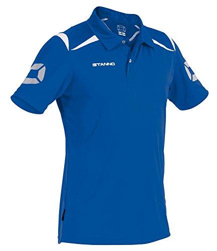 Stanno Forza Polo Shirt blau-weiß 5200 blau
