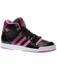 new styles 49be8 1fa0c Adidas Midiru Court Mid W G50043 Damen Schuhe Schwarz