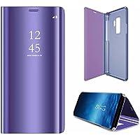 Spiegel Hülle für Samsung Galaxy A6 2018,Samsung Galaxy A6 2018 Handyhülle Leder Lila Schutzhülle,Artfeel Mode... preisvergleich bei billige-tabletten.eu