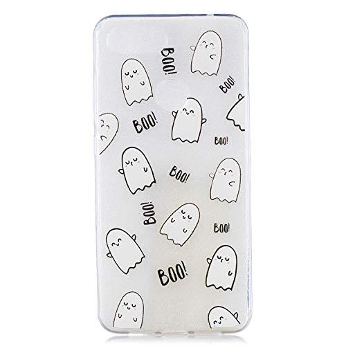 Ultradünne R&um-Schutzhülle für Xiaomi Mi 8 Lite / Mi8 Youth Hülle Handyhülle, Anti-Drop-Telefonkasten TPU-Hülle (Ausdruck Ei) Silikon-Handyhülle. HEX36