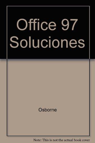 Microsoft Office 97. Soluciones