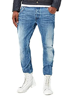 G-Star RAW Men's Arc 3d Slim Medium Aged Jeans