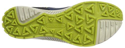 Ecco Herren Intrinsic TR Sneaker Blau (Marine/True Navy/Navy/Navy)