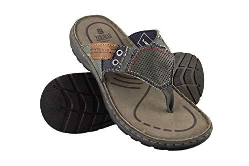 Zerimar sandali uomo | infradito uomo | sandali uomo in pelle | sandali uomo cuoio | sandali uomo estate