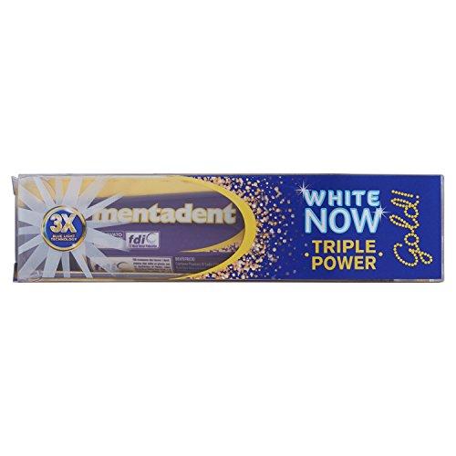 Preisvergleich Produktbild MENTADENT WN 3POWER GOLD 50ML