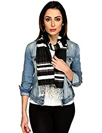Bombay High Wool Blend Winter Stoles And Scarves
