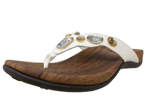 Orthaheel, sandales femme Blanc - Blanc