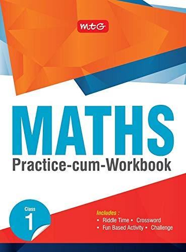 Maths Practice-cum-workbook Class 1