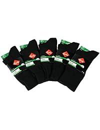 Lot de 5 paires de chaussettes pur coton