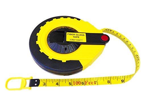 Perfekt Surveyor 's Maßband-100FT./30m von Perfect Maßband Company-Seit 1912 -