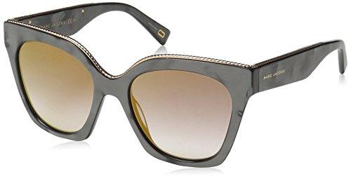 Marc Jacobs Damen Marc 162/S FQ C8W 52 Sonnenbrille, Grau Mop/Gry Grey