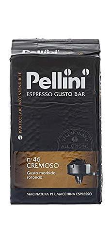 Pellini Caffe N°46 Cremoso 4 x 250g gemahlen
