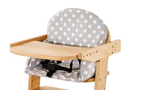 Pinolino 57448-8 Housse pour coussin de chaise de bébé en