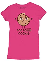 David and Goliath One Tough Cookie Womens T-shirt