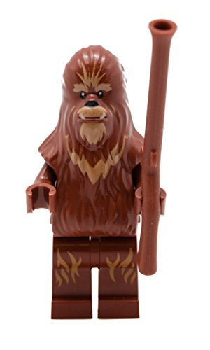 Lego 75084 Wookie Warriors Minifigure Wookiee Gunship Star Wars by LEGO