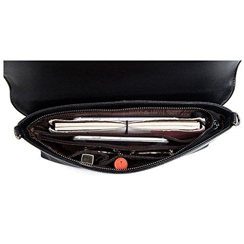 Home Monopoly Borse a tracolla del sacchetto di mano del sacchetto della clip del banchetto di grande capacità della borsa di modo femminile della nuova frizione ( Colore : #A ) #A