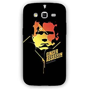 EYP Manchester United Paul Scholes Back Cover Case for Samsung Grand 2 (7106)
