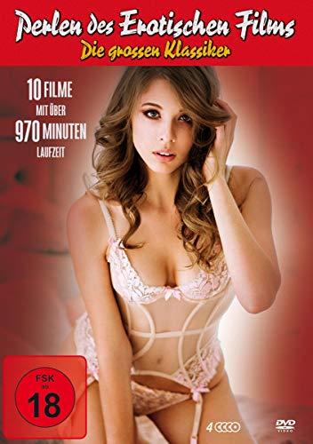 Perlen des Erotischen Films-die großen Klassiker [4 DVDs]