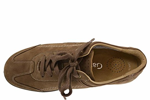 Gabor 36.398.25, Chaussures À Lacets Femme Marron Marron Marron (marron)