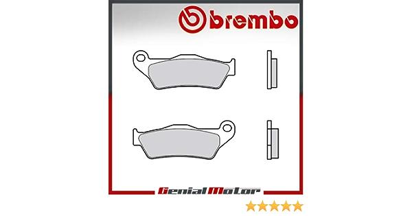 07bb28 09 Hinteren Brembo 09 Bremsbelage Fur R 1150 Rt 1150 2001 2006 Auto