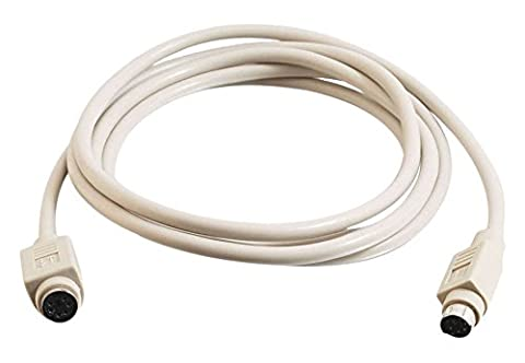 C2G 5m PS/2 M/F Keyboard/Mouse Extension Cable