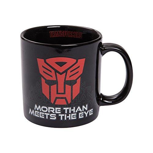 Transformers More Than Meets The Eye 20 oz Heat Reactive Keramik-Becher