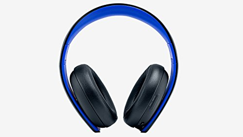 Compare Sony PlayStation Wireless Stereo Headset 2.0 - Black (PS4/PS3/PS Vita) prices