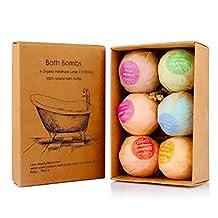 Organic Bath Bombs Gift Set